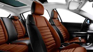 Alfa Romeo Guilietta interior
