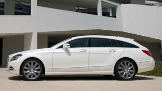 Mercedes CLS Shooting Brake lateral