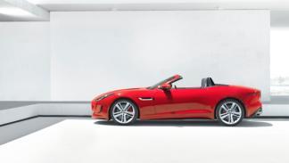 El Jaguar F-Type bebe del concepto C-X16