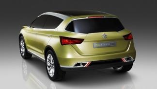 Suzuki S-Cross Concept trasera