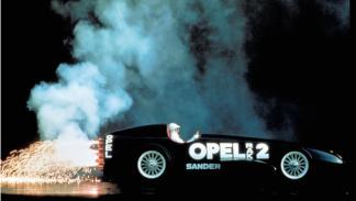 Opel Rak-2 coche cohete