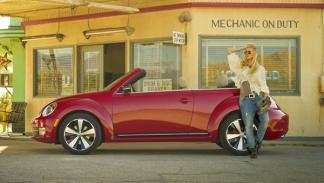 Beetle Cabrio 2013 perfil