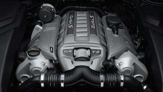 Porsche Cayenne Turno S motor
