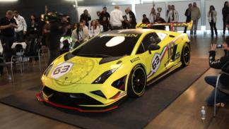Lamborghini Gallardo 2013 Super Trofeo