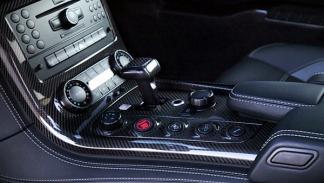 Kicherer SLS Supercharged GT consola