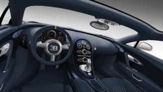 Bugatti Veyron Grand Sport Vitesse Rafale Special Edition interior