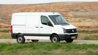 Volkswagen Crafter BlueMotion