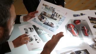 equipo diseño seat