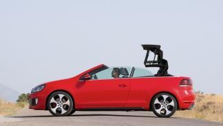 Volkswagen GTI Cabrio capota