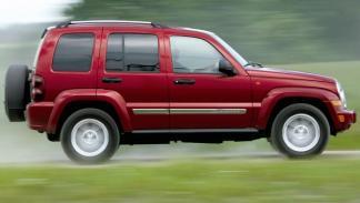 Jeep Cherokee II lateral