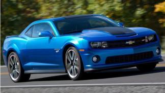 El nuevo Chevrolet Camaro Hot Wheels estará disponible tanto en en las versiones