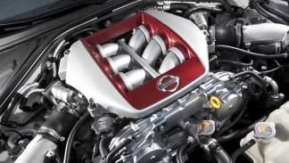 Nissan GT-R 2013 motor 3.8 V6 550 CV