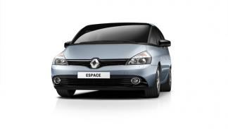 Renault Espace 2013 frontal