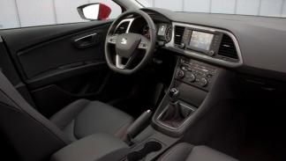 prueba del seat leon 1 6 tdi 110cv ecomotive style. Black Bedroom Furniture Sets. Home Design Ideas