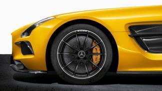 Nuevo Mercedes SLS AMG Black Series frenos