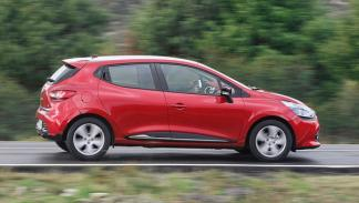 Renault Clio lateral dinámica