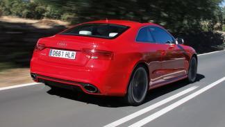 Trasera del Audi RS 5 Coupé
