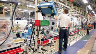 Toyota primer fabricante mundial