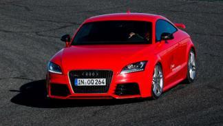 Prueba Audi TT RS Plus Jarama
