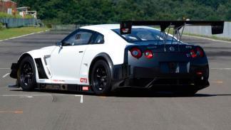 Nissan GT-R GT3 2013 aerodinámica