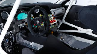 Nissan GT-R GT3 2013 interior