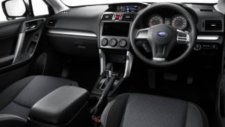 Subaru Forester 2013, interior