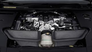 Lexus LS TMG Sports 650 Concept motor