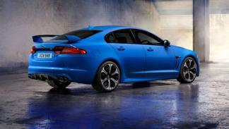 Jaguar XFR-S trasera