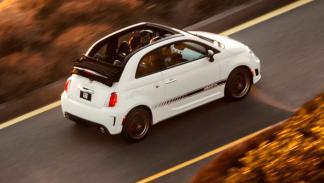 Fiat 500C Abarth motor