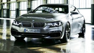 BMW Serie 4 Coupé, frontal