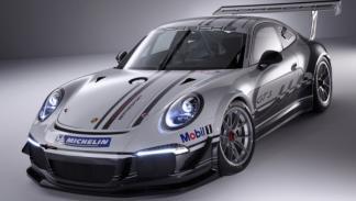 Porsche 911 GT3 Cup caballos