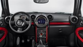 MINI John Cooper Works Paceman interior