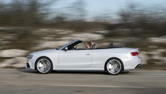 Audi RS5 Cabrio perfil