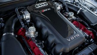 Audi RS5 Cabrio motor