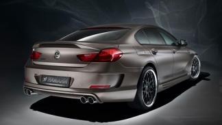 BMW Serie 6 Gran Coupé Hamman trasera estática