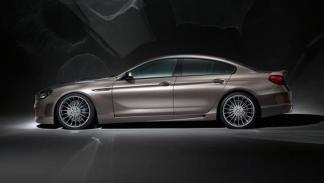 BMW Serie 6 Gran Coupé Hamman lateral estática