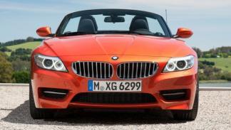 BMW Z4 2013 frontal
