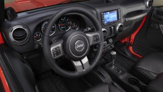 Jeep Wrangler Moab volante