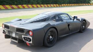 Ferrari F70 HY-KERS