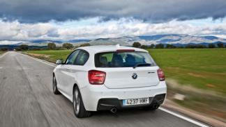 BMW 135i trasera