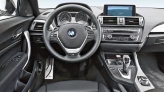 BMW M135i interior