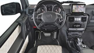 Mercedes G 63 AMG, interior