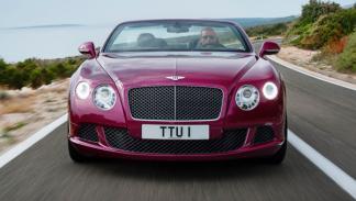 Bentley Continental GT Speed Convertible frontal