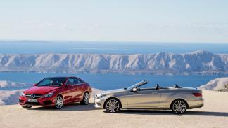 Mercedes Clase E Coupe Cabrio