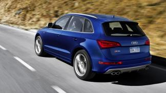 Audi SQ5 TFSI trasera