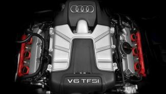 Audi SQ5 TFSI motor