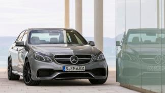 Mercedes E AMG 2013 frontal