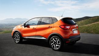 Renault Captur trasera estática
