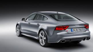 Audi RS7 Sportback trasera