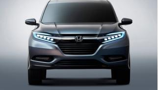 Honda Urban SUV diseño deportivo